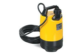 Wacker Neuson single-phase electric submersible pumps for ...