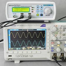 <b>200MSa</b>/<b>s 25MHz signal generator</b> Digital DDS function <b>generator</b> ...