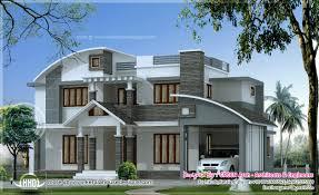 June   Kerala home design and floor plans sq ft Villa elevation