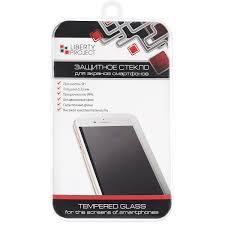 <b>Liberty Project</b> Tempered Glass <b>защитное стекло</b> для iPhone 5/5s ...