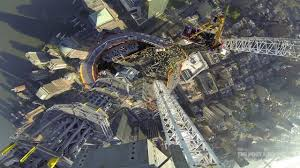 Breathtaking GoPro Video Shows Installation of Final Section of One ...