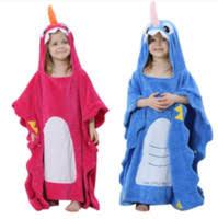 Wholesale <b>Animal Hooded Baby Robe</b>
