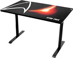 Купить компьютерный <b>стол Arozzi Arena Leggero</b> Star Trek edition ...