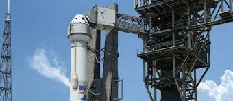 「ボーイングの宇宙船CST‐100」の画像検索結果