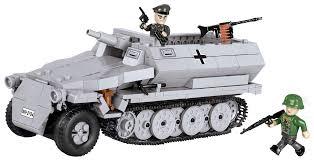 Купить <b>конструктор COBI</b> Бронетранспортер SdKfz 251 Hanomag ...