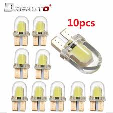 TXVSO8 <b>2pcs T10 W5W</b> Canbus <b>LED</b> Car <b>Bulb</b> Clearance Lights ...