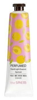 <b>Крем</b>-<b>эссенция для рук</b> The Saem <b>Perfumed</b> hand light essence ...