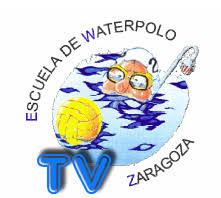 Resultado de imagen de escuela waterpolo zaragoza logo