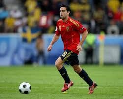 Liga Europa Liga Spanyol  - Xavi Hernandez tumbangkan rekor passing Ronald Koeman