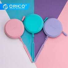 <b>ORICO</b> силиконовая Портативная сумка для хранения ...