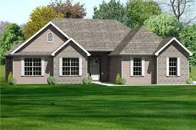 Traditional Ranch House Plans   Home Design mas House Plan