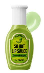 <b>Горячий соус для губ</b> THE SAEM Saemmul So Hot Lip Sauce 01 ...