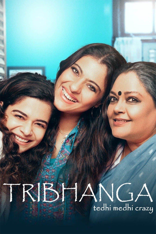 Download Tribhanga (2021) Hindi Movie WEB – DL | 480p | 720p