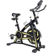 Merax Indoor Cycling Bike Trainer Exercise Bicycle With Multi ...