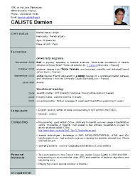 curriculum vitae format for waiter sample customer service resume curriculum vitae format for waiter esempio di curriculum vitae in inglese modello curriculum sample waiter cv