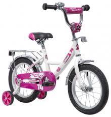 Детский велосипед <b>Novatrack Urban 14</b> (2019) 143URBAN.WT9 ...
