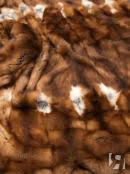 Купить Шикарное меховое <b>покрывало</b> из шкур огненной лисы в ...