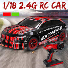 1/18 <b>RC</b> Truck <b>2.4G High Speed</b> Off-Road <b>Remote Control</b> Drift ...