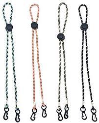 Necklace Blue UV STYLISH <b>10 PCS Face</b> Mask Lanyard for Kids ...