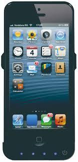 <b>Чехол</b>-<b>аккумулятор DF</b> IBattery-06 для <b>Apple</b> iPhone SE/5/5S ...