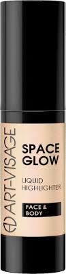 <b>Хайлайтер для лица</b> и тела Art-Visage Space Glow, тон 21 Sunset ...