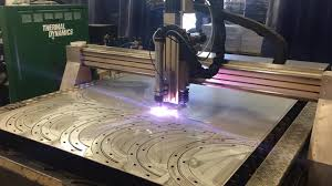 CR PLASMA water mist technology cutting <b>4mm stainless steel</b> ...