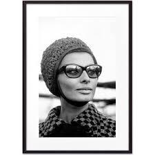 <b>Постер в Рамке Дом</b> Корлеоне Софи Лорен 07-0515-30Х40 ...