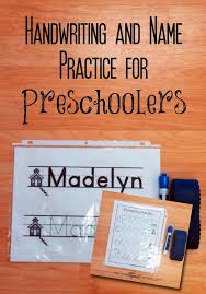 images about Preschool Name Writing Learning on Pinterest