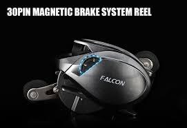 [Hot Sale] SeaKnight FALCON 7.2:1 <b>8.1:1</b> High Speed Baitcasting ...