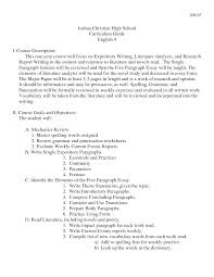 example of   paragraph essay