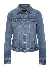 <b>Denim Trucker Jacket</b> | Banana Republic