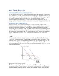 advanced microeconomics notes oxbridge notes the united kingdom international trade notes