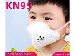 <b>20pcs KN95 Kids</b> Mask Valved AS <b>N95</b> Mask Anti Covid-19 Virus ...