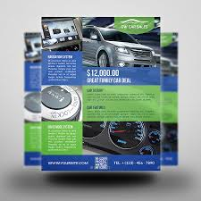 car for flyer template vo by owpictures graphicriver car for flyer template vo 2
