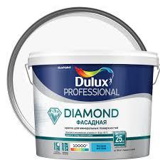 <b>Фасадная краска Dulux</b> Гладкая BW 10 л в Москве – купить по ...