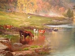 Image result for american autumn paintings