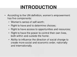 empowerment of women essay  www gxart orgempowerment of women essay parkzone resume wantedwomen empowerment