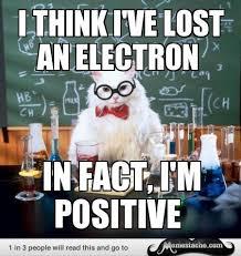 Science Cat on Pinterest | Chemistry Cat, Science Jokes and ... via Relatably.com