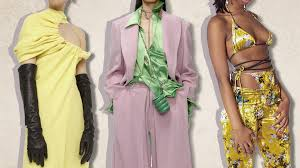 2021 Fashion Trends For Spring/<b>Summer</b>, According To The ...