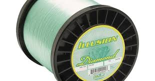 Diamond Illusion <b>Monofilament</b> Line - 8 lb. - <b>300</b> yd. - Mystic Green ...