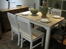 chic kitchen table sets shab dining