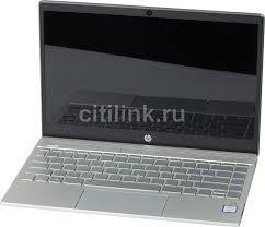 <b>Ноутбук HP Pavilion 13</b>-an0033ur, 5CU02EA, серебристый ...