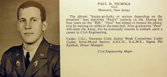 class of honor roll paul nichols