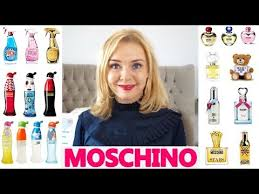 <b>Moschino Cheap</b> & <b>Chic</b> I Love Love Fragrance / Perfume Review ...