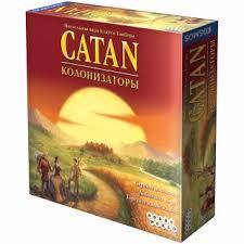 Catan (<b>Колонизаторы</b>)   Игры оптом, издательство <b>Hobby World</b>