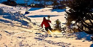 Resultado de imagen para pistas de esquí en caviahue