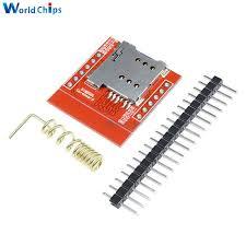 Online Shop <b>Mini</b> Smallest <b>SIM800L GPRS GSM Module</b> MicroSIM ...