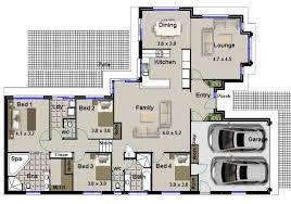 Simple House Bungalow Design Philippines  bedroom storey house    Split Level House Plans