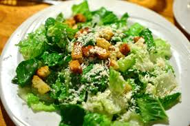 italian two fat bellies caesar salad