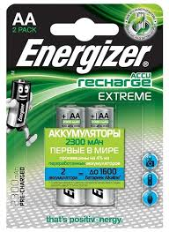 <b>Аккумулятор</b> Ni-Mh 2300 мА·ч <b>Energizer</b> Accu Recharge Extreme <b>AA</b>